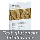 Test glutenske intolerance