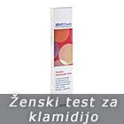Ženski test za klamidijo
