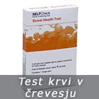 Test krvi v črevesju